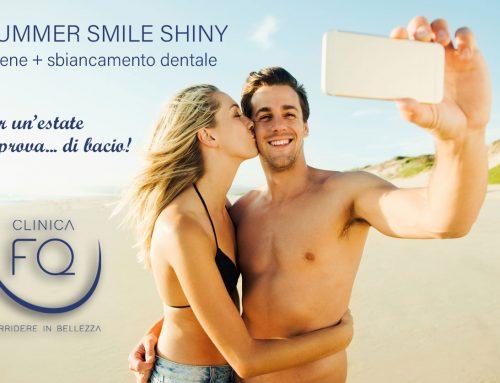 Summer Smile Shiny: un'estate a prova di… bacio!