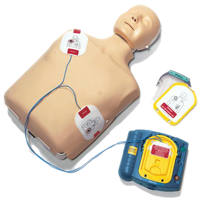 Defibrillatore semiautomatico | Odontoiatria FQ