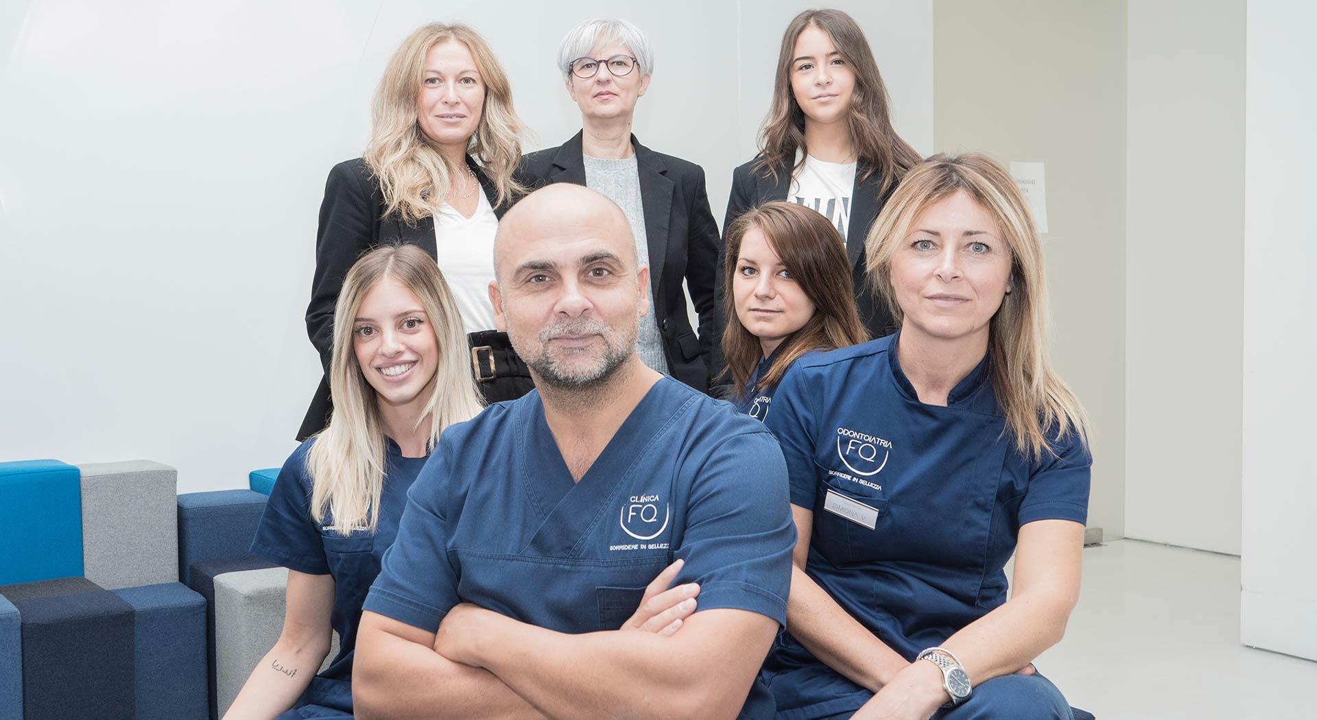 Studio odontoiatrico ad Arezzo | Odontoiatria FQ