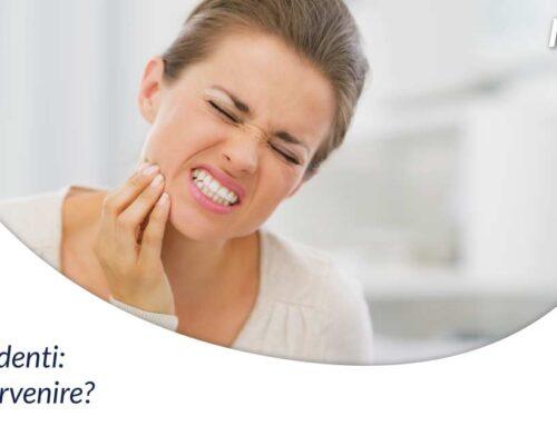 Dolore ai denti: come intervenire
